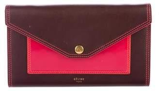 Celine 2017 Pocket Clutch on Chain