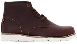 Levi's Jax Clean High Leather Ankle Boots