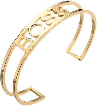 "ADORNIA Boss"" cuff bracelet"
