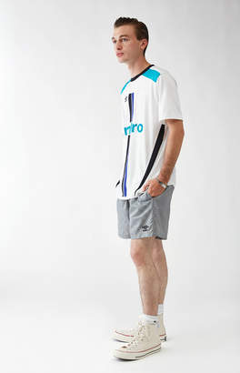 Umbro Check Stripe Active Shorts