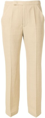 Golden Goose cropped trousers