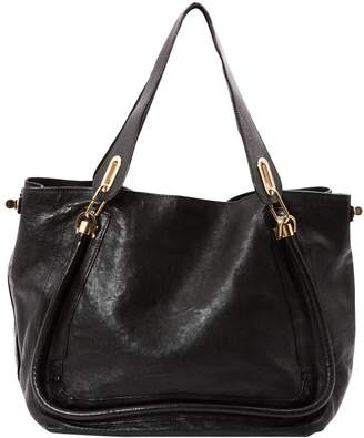 Chloé Paraty leather tote