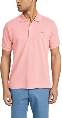 f17f91ac Lacoste Pink Fitted Men's Shirts - ShopStyle