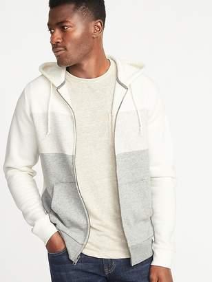 Old Navy Classic Color-Block Zip Hoodie for Men