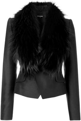 DSQUARED2 double breasted blazer