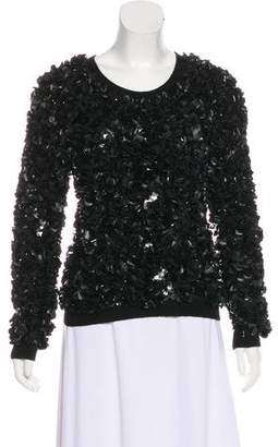Burberry Wool-Blend Medium-Weight Sweater