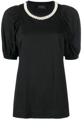 Simone Rocha puff sleeve T-shirt