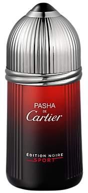 Cartier Pasha de Edition Noire Sport Eau de Toilette