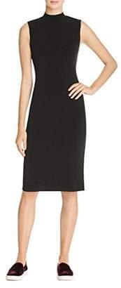 Velvet by Graham & Spencer Women's Stretch Jersey Mock Neck Dress