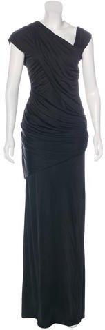 Alexander Wang Alexander Wang Asymmetrical Evening Dress