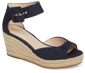 Pelle Moda Kauai Platform Wedge Sandal