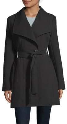 Calvin Klein Double Weave Trench Coat