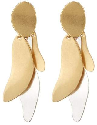 Madewell Petalwing Statement Earrings