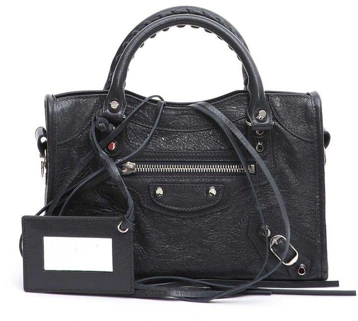 Balenciaga Balenciaga Classic 'mini City' Crossbody Bag