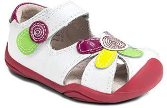 pediped Daisy Grip-N-Go Dress Sandal (Toddler/Big Kid)