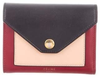 Celine 2017 Pocket Cardholder