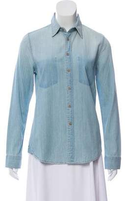 Mother Button-Up Top w/ Tags