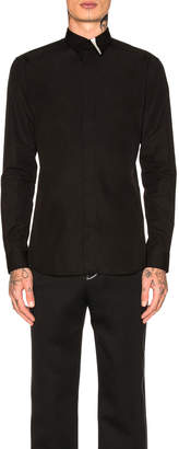 Givenchy Long Sleeve Shirt