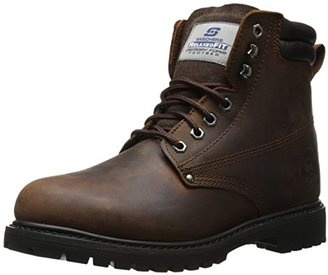Skechers for Work Foreman Arel Boot $32.18 thestylecure.com
