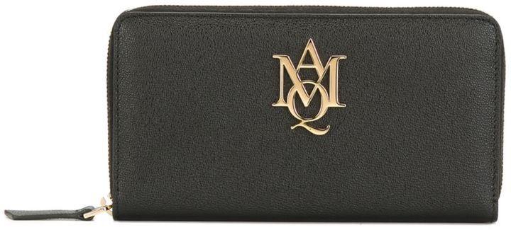 Alexander McQueenAlexander McQueen AMQ continental wallet