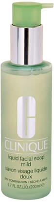 Clinique Unisex 6.7Oz Liquid Facial Soap Mild 6F37