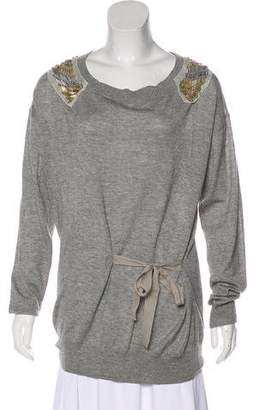 3.1 Phillip Lim Silk and Cashmere Sweater