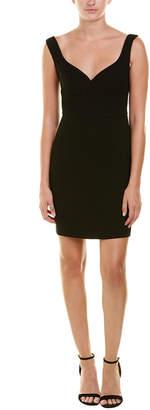 Black Halo Sheath Dress