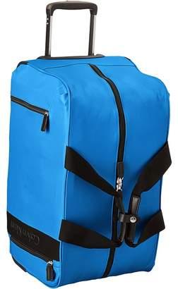 Calvin Klein Northport 2.0 Large Wheeled Duffel Pullman Luggage