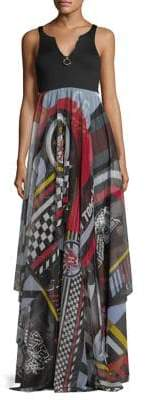 Tommy Hilfiger Tommy Victory Maxi Dress