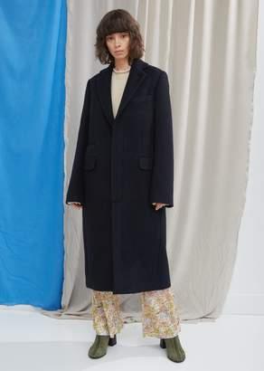 Acne Studios Mohair Wool Coat