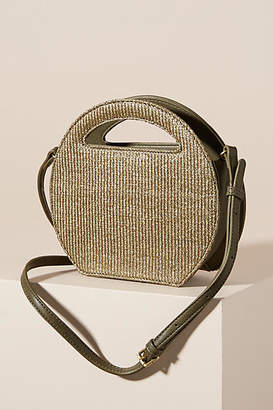 Anthropologie Lina Circle Crossbody Bag