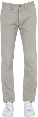 Unlimited 16cm Stretch Cotton Twill Chino Pants