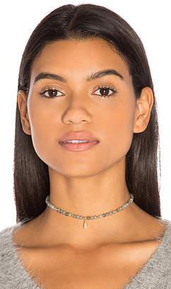 Ettika Beaded Choker in Metallic Gold. $45 thestylecure.com