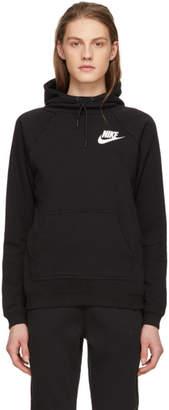 Nike Black Rally Hoodie