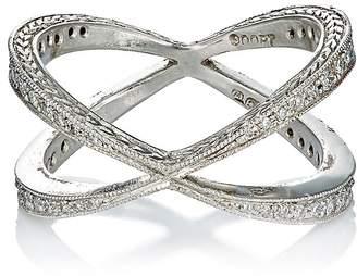 Cathy Waterman Women's Infinity Ring