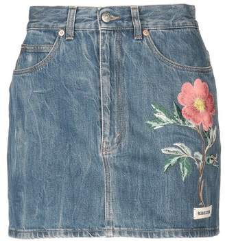 Gucci Denim skirt