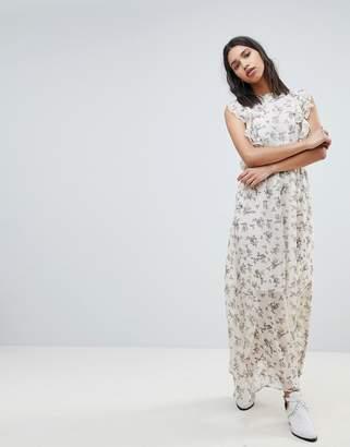 Sofie Schnoor floral print maxi dress