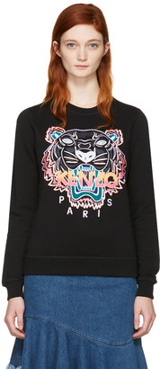 Kenzo Black Tiger Pullover $245 thestylecure.com