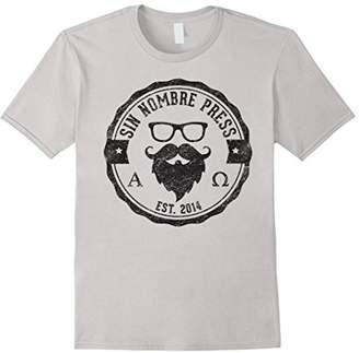 Sin Nombre Press Logo T-Shirt