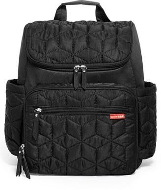 Infant Skip Hop 'Forma' Diaper Backpack - Black $70 thestylecure.com
