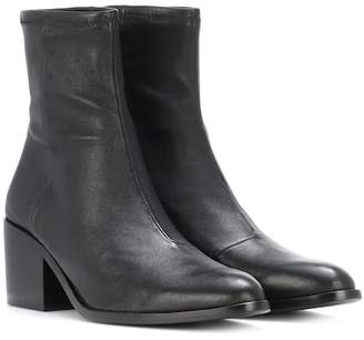 Opening Ceremony Livv leather ankle boots