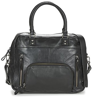 Nat & Nin MACY women's Shoulder Bag in Black