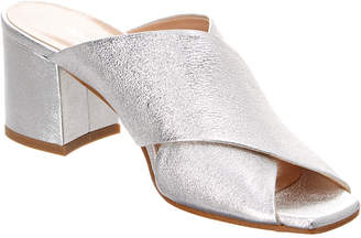 Charles David Crissaly Leather Mule