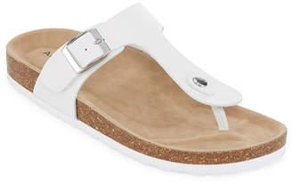 Arizona French Womens Slide Sandals