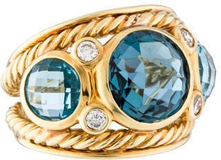 David Yurman Renaissance Ring $1,495 thestylecure.com