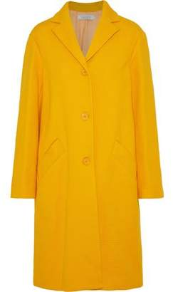 Nina Ricci Textured Cotton-blend Coat