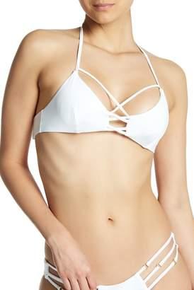 Beach Bunny Adjustable Bralette Bikini Top