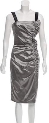 Philosophy di Alberta Ferretti Sleeveless Midi Dress
