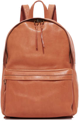 Madewell Lorimer Backpack $198 thestylecure.com