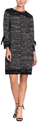 Nic+Zoe Ruffle Cuff Dress
